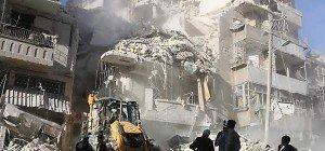 Heftiger Streit um Syrien im UNO-Sicherheitsrat