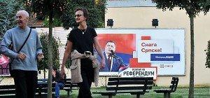 Bosnische Serben stimmten für Nationalfeiertag am 9. Jänner