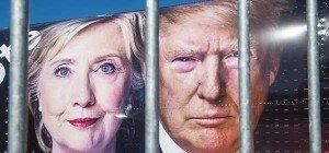 Höhepunkt im US-Wahlkampf – Clinton gegen Trump im TV