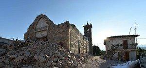 Kater Rocco 32 Tage nach Erdbeben in Italien lebend geborgen