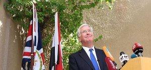 """Großbritannien wehrt sich gegen """"europäische Armee"""""""
