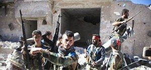 Bodenoffensive auf Aleppo gestartet