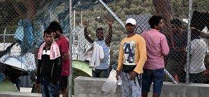 EU lehnt Abschiebung von Asylbewerbern nach Griechenland ab