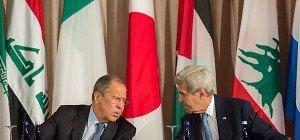 Russland will Zusammenarbeit mit USA in Syrien fortsetzen