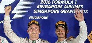 Rosberg rechnet in epischem WM-Duell weiter mit Hamilton