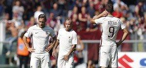 Austrias EL-Gegner Roma verlor bei Torino