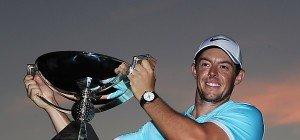 Golfer Rory McIlroy knackte Millionen-Jackpot