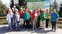 Karrenwanderung des Seniorenbundes Bregenz