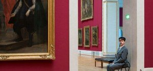 """The Invisible Show mit Austrofred"": Parcours-Ausstellung im MQ Dachboden"