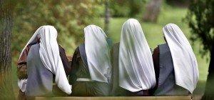 Zwei ehemalige Nonnen heiraten in Italien