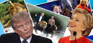 Trump vs. Clinton: So reagierte das Netz auf das TV-Duell!
