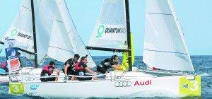 Sensation made in Vorarlberg: Platz 5 für Yacht Club Bregenz in der Sailing Champions League
