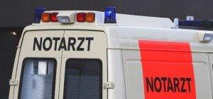 Schwerer Verkehrsunfall auf der Breitenfurter Straße