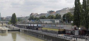 Spaziergänger entdeckt tote Frau im Wiener Donaukanal
