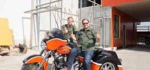 Fischer's Harley-Davidson: Erlebniswelt für Harleyfans feiert Neueröffnung