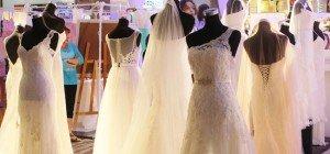 Hochzeitswelt Wien im Palais Auersperg: Messe macht Lust auf's Heiraten