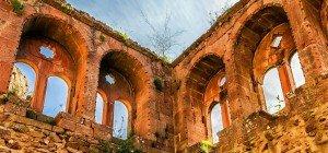 Wiener Touristin bei Udine von Ruinenmauer gefallen