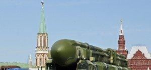 Russland testete zwei Interkontinentalraketen