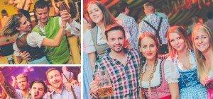 Fotos: Das war der erste Samstag der Wiener Wiesn 2016