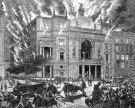 135 Jahre Brand des Wiener Ringtheaters: Fast 400 Tote am 8. Dezember 1881