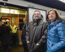 Verlängerung der Wiener U-Bahn-Linie U1: Erste Fahrt nach Oberlaa absolviert