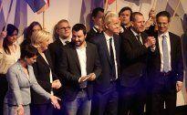 Rechtspopulisten vollzogen Schulterschluss in Koblenz