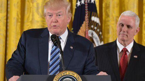 US-Präsident Trump legt los - Mit Frontalangriff auf die US-Medien