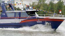 Zahlreiche Kriegsrelikte im Donaukanal gefunden
