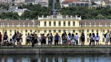 Besucherzuwachs von 3,2 Prozent in Schönbrunn