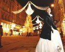 """Wenn die Stadt zum Ballsall wird: Erster """"Silent Waltz"""" in Wien"""