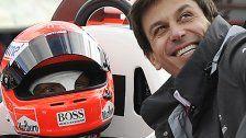 Mercedes verlängerte mit Wolff und Lauda bis 2020