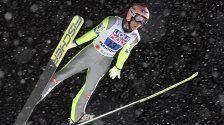 WM: Mixed-Team der Skispringer holte Silber