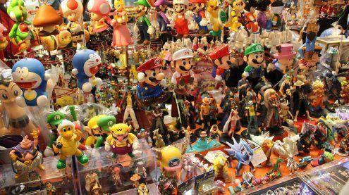 Großer Baby-Kinder-Flohmarkt in der MGCModecenter-Messehalle