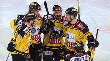 Capitals-Sieg gegen Innsbruck: Das Video