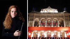 """Opernball-Dirigentin: """"Es ist eine große Ehre"""""""