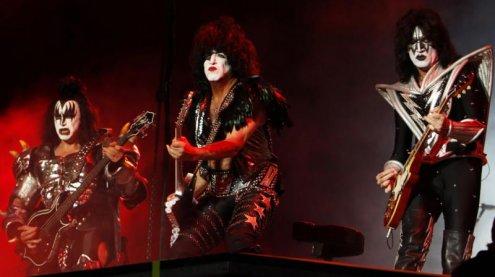 "Kiss live: ""Es wird spektakulär"""