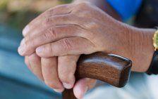 Pensionist lagerte Waffen in seinem Heimzimmer
