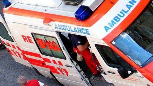 Auto blieb auf dem Dach liegen: Unfall forderte mehrere Verletzte