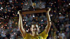 Dominic Thiem holt in Rio seinen achten ATP-Titel
