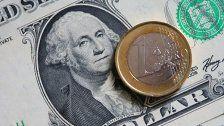 Euro stieg bis auf Jahreshöchststand