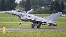 Eurofighter-U-Ausschuss: Start kommende Woche