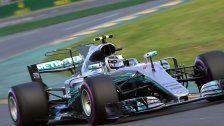 Hamilton sichert sich erste Pole der Saison