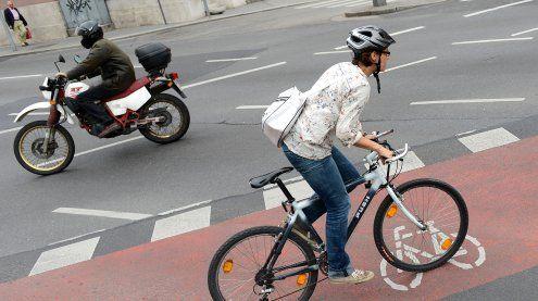 30 Projekte: Baumaßnahmen für Radfahrer und Fußgänger in Wien