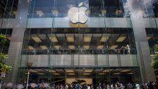 Apple investiert 480 Millionen Euro in China