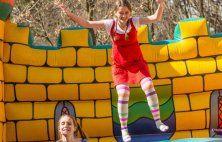 40 Jahre Luftburg: Großes Fest im Wiener Prater