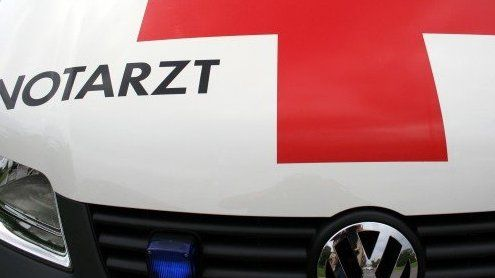 Motorradfahrer bei Unfall auf der Brigittenauer Lände verletzt