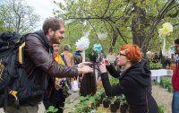 Exotische Pflanzen kaufen im Botanischen Garten