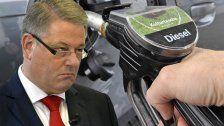 Dieselautos sollen künftig deutlich teurer werden