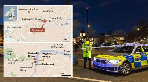 Anschlag in London: Was wir bisher wissen und was nicht
