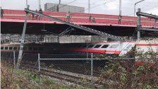 Schweiz: Waggons nach Bahnhof Luzern entgleist